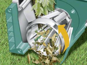 système de broyage broyeur de végétaux