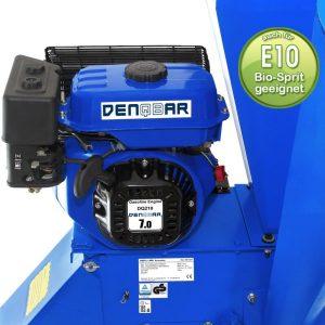 broyeur de végétaux Denqbar 5100W à moteur thermique